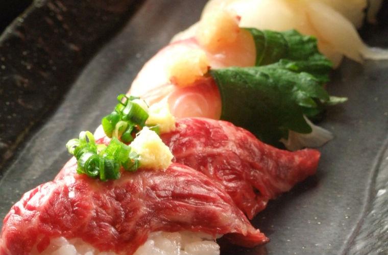 おまかせ寿司盛り合わせ