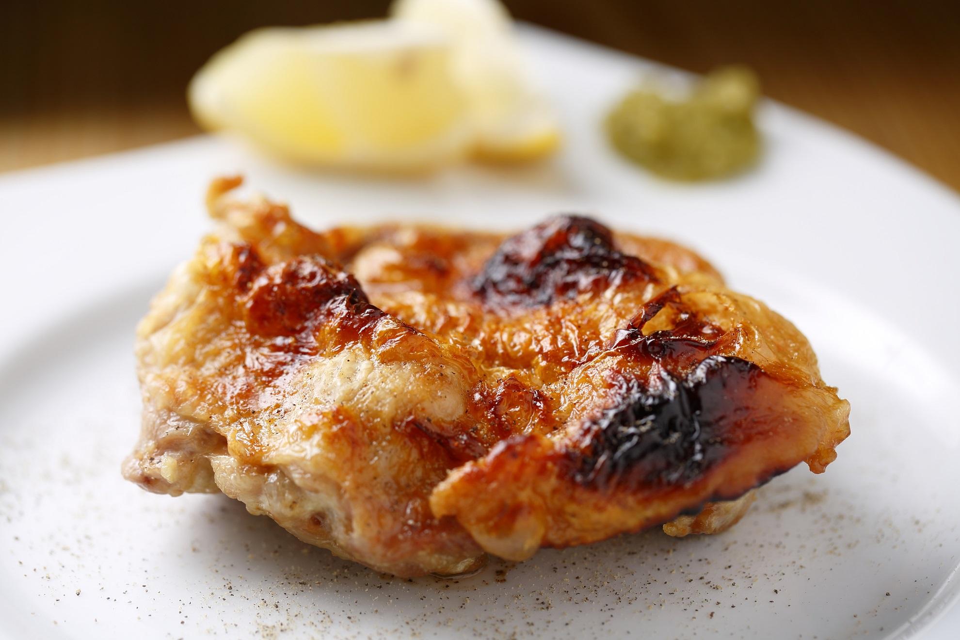 鶏モモ一枚焼き