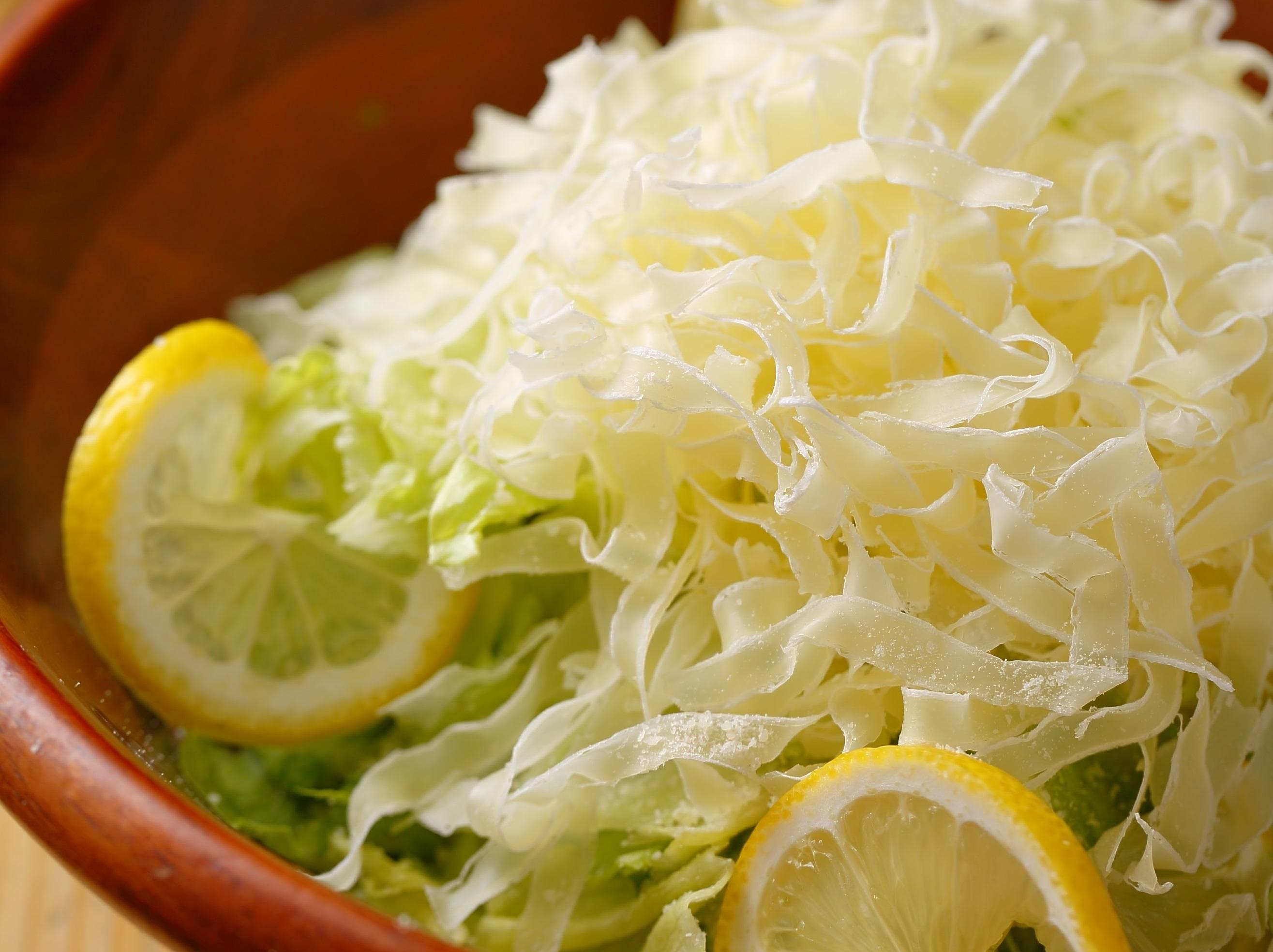 2女将直伝レモンチーズサラダ